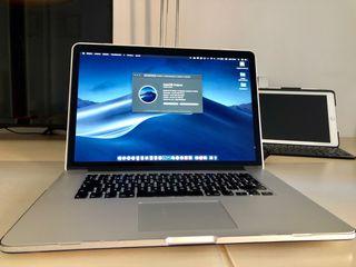 MacBook Pro Retina, 15 pulgadas
