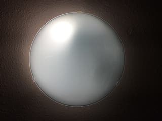 Lámpara pared