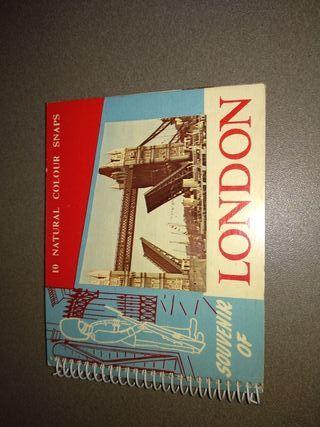 postales Londres antiguas