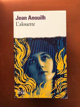 LIBRO EN FRANCÉS L'ALOUETTE