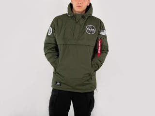 Anorak NASA de Alpha Industries