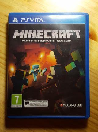 Minecraft para PlayStation Vita PSVITA