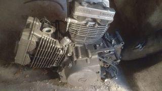 despiece motor Hyosung 250