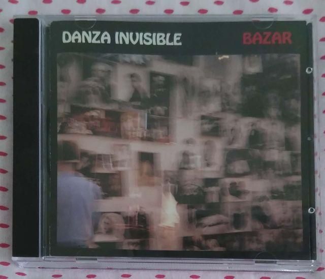 buy online a5203 4c794 CD DANZA INVISIBLE (BAZAR) 1991 de segunda mano en Las ...