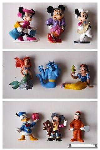 Figuras de goma Disney