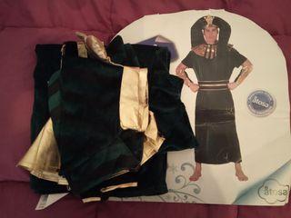 Disfraz faraon/a