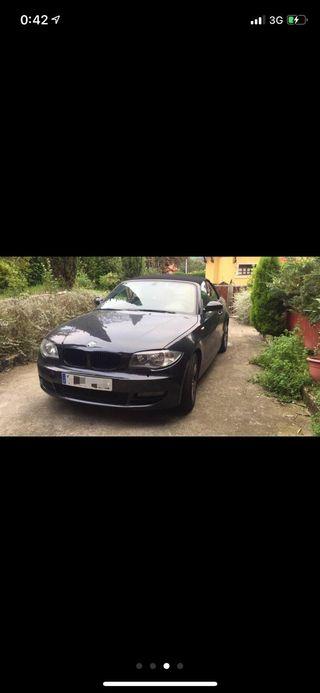 BMW Serie 1 Cabrio 2009