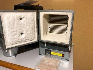 Horno joyeria microfusion herramienta joyeria