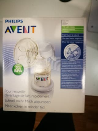 Philips Avent sacaleches