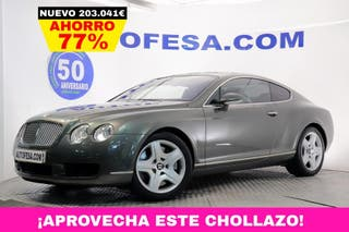 Bentley Continental GT 6.0 W12 560cv Auto Awd 2p