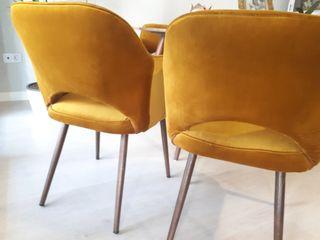 4 sillas vintage