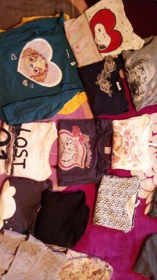 Lote ropa niña Otoño