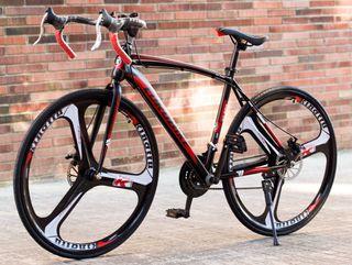 Bicicleta carretera nueva
