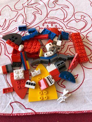 Tente mar barcos piezas