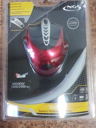 Raton laser vamp nuevo mouse gamer pro