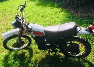 """Yamaha XT 500 - 76"""""""