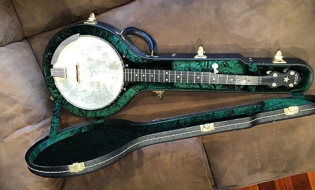 Banjo Deering Vega little wonder 11