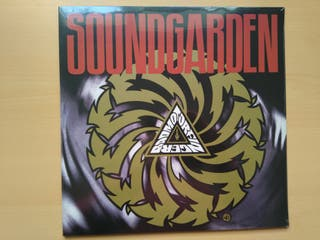 SOUNDGARDEN - BADMOTORFINGER (LP) PRECINTADO. 2017