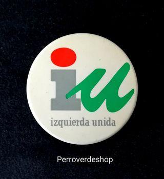 Vintage CHAPA IZQUIERDA I IDA..