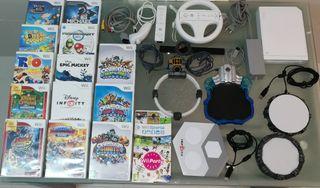 Nintendo Wii, juegos y Skylanders