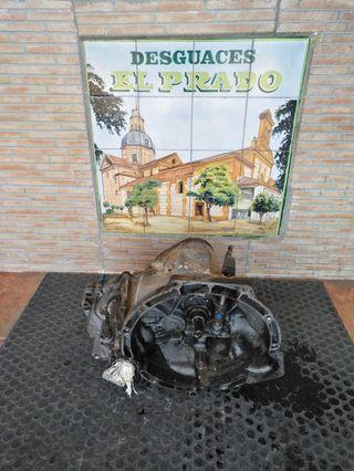 CAJA DE CAMBIOS FORD FIESTA AÑO 1985