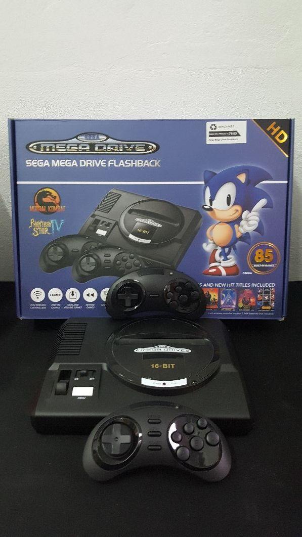 Sega Mega Drive Flashback de segunda mano por 79,99 € en