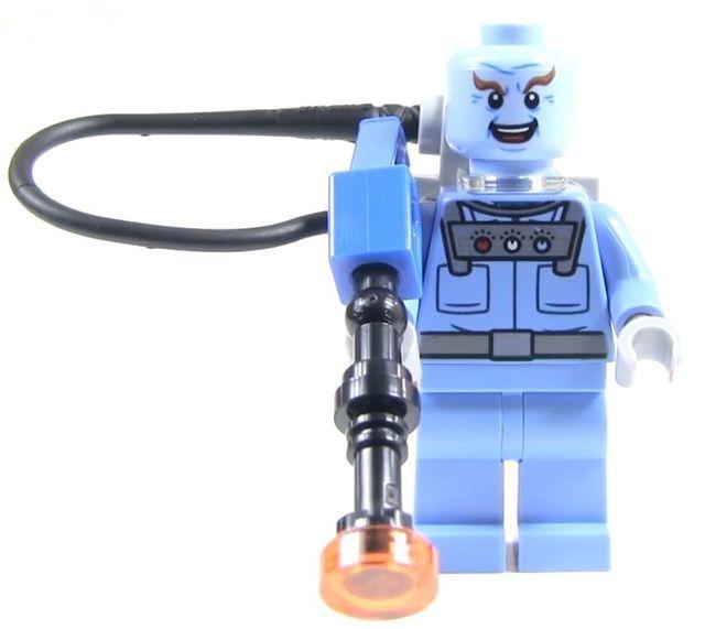 Mr.Hielo Años 80-Minifigures Lego Comp