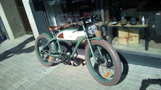 bici eléctrica custom