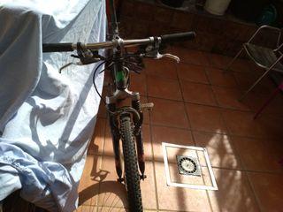 bicicleta de montaña de aluminio 26