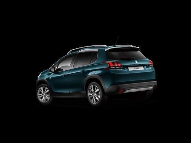 Peugeot 2008 PureTech 110 SANDS Crossway EAT6 81 kW (110 CV)