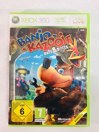BANJO KAZOOIE XBOX 360.