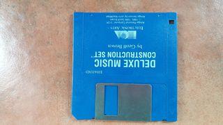 Programa Music Deluxe Commodore Amiga