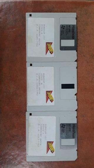 Juego Robocop 111 para Commodore Amiga