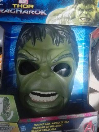 Mascara Hulk Marvel