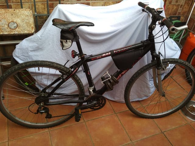 bicicleta de montaña de aluminio con ruedas 29