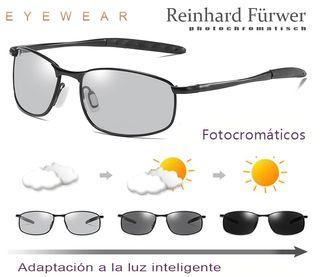 Gafas de sol fotocromáticas polarizadas nuevas