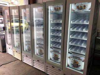 Congelador vertical industrial nuevo
