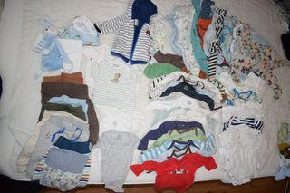 ropa de bebé niño