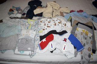 ropa de bebé para niños 62/68