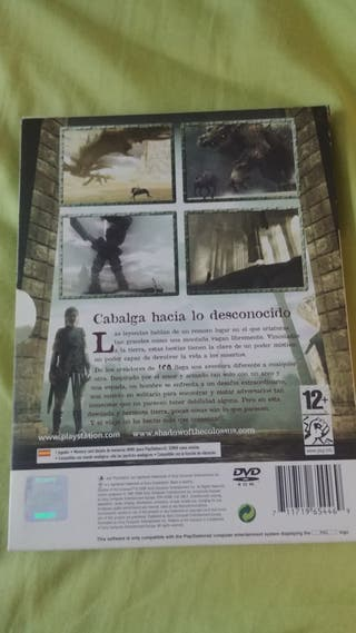 Shadow of the colosus para Sony playstation 2 Ps2