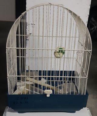 jaula canarios o similar