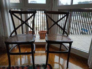 sillas en perfecto estado