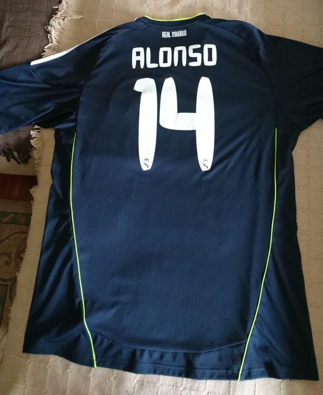 Camiseta Xabi Alonso Real Madrid De Segunda Mano Por 30 En