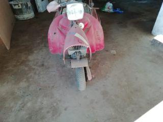 Moto Minusvalido