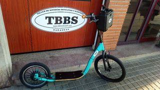 Patinete electrico TBBS BMX 48v 500w 12ah