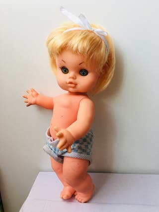 Muñeco Toyse años 60 nancy