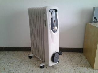 calefactor aceite.radiador de aceite.