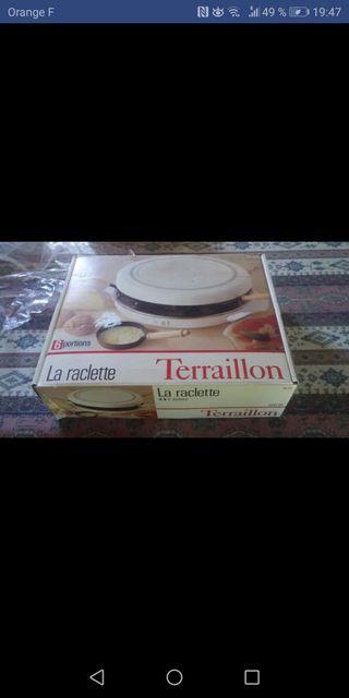 Raclette Terraillon