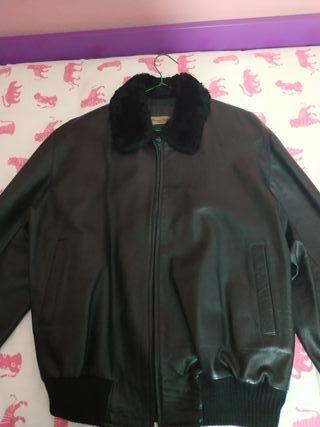 chaqueta de cuero original