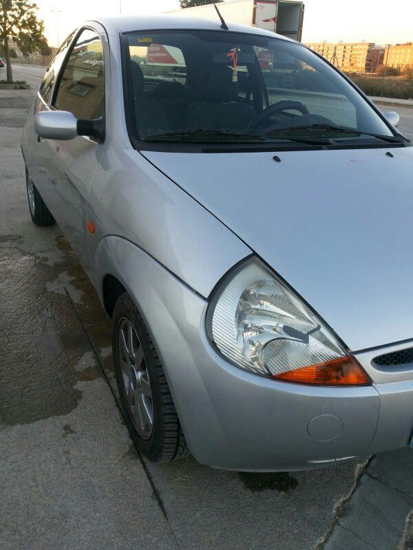Ford Ka Ford Ka 2002